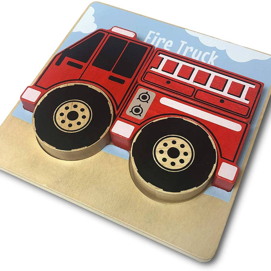 Vehicle Puzzles (3 Pack)- BeginAgain