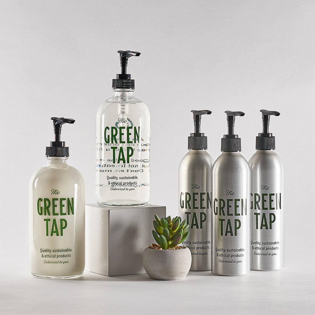 Green Bathroom Package