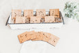 Wooden Learning Toys for Kids - Constellation tiles - flashlight constellations- constellation coasters - constellation luminary - zodiac - stocking stuffers - Christmas
