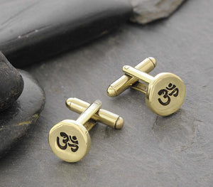 "Build Your own Cuff Links - 1/2"" Charm"