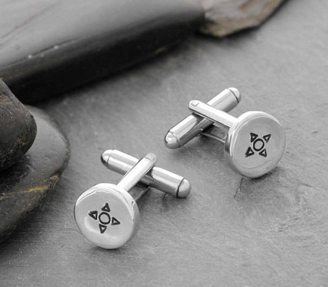 Build Your own Cuff Links - 1/2