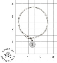 "Load image into Gallery viewer, Build Your Own Bracelet - Chain - 1/2"" Charm"