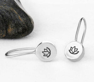 "Build Your Own Earring - 1/3"" Charm"