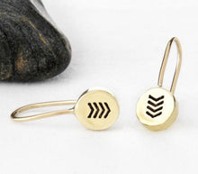 "Load image into Gallery viewer, Build Your Own Earring - 1/3"" Charm"