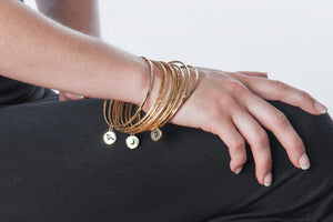 Build Your Own Bracelet - Bangle - Basic Hammered