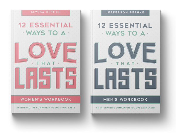 12 Essential Ways To A  Love That Lasts Guidebooks BUNDLE