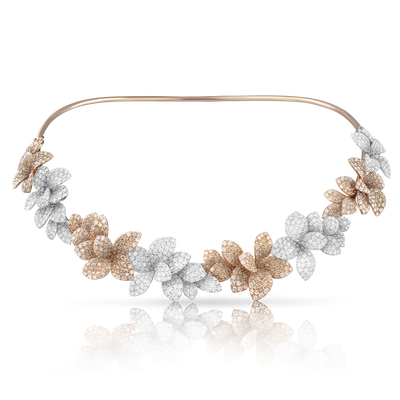 STELLE IN FIORE NECKLACE