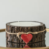 Bark Tree Candle
