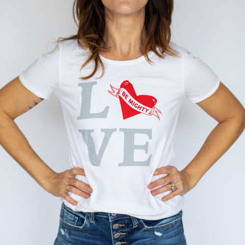 Valentine's Day -   Love Tee
