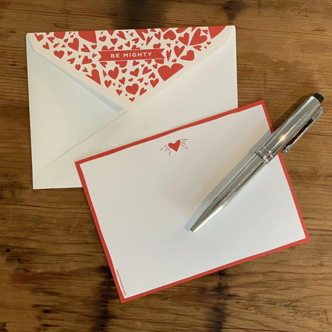 Valentine's Day - Note Card Set