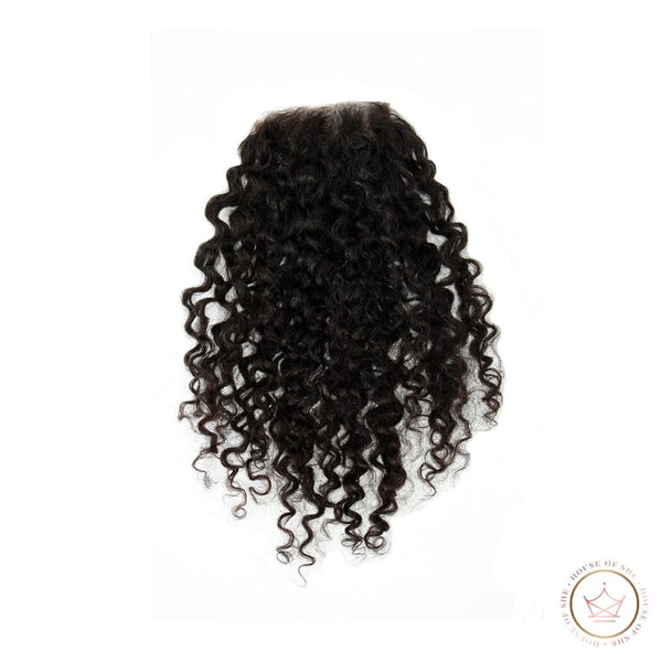 She Brazilian Deep Wave Lace Closure