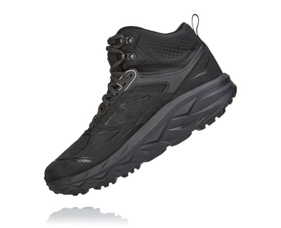 Mens Hoka One One Challenger Gore-Tex Wide Right Side