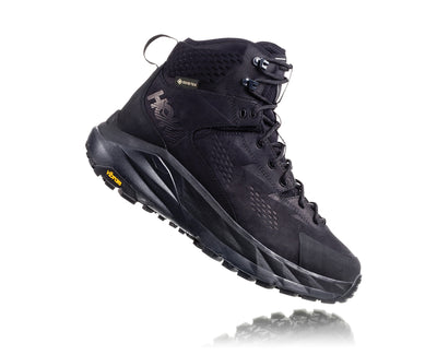 Mens Hoka One One Kaha Gore-Tex Mid Side