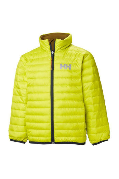 Kids Helly Hansen Barrier Down Insulator Jacket 19 - Snowscene