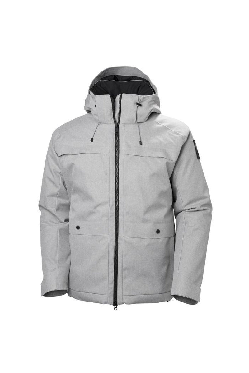 new release info on the best attitude Mens Helly Hansen Chill Parka