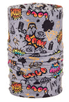 Kids Bula Double Print Neck Gaiter