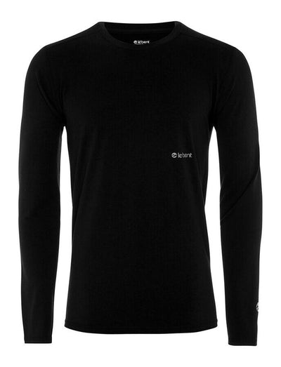 Mens Le Bent Bamboo/Merino Le Base Top - 260g/m