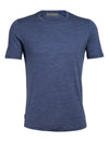 Mens Icebreaker Sphere Short Sleeve Crewe