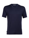 Mens Icebreaker Ravyn Short Sleeve V Neck