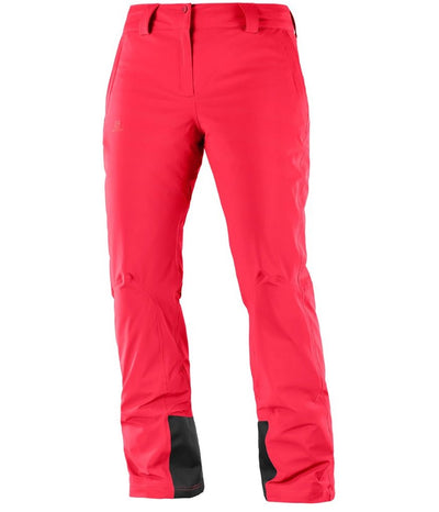 Womens Salomon Icemania Pant 19