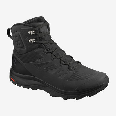 Mens Salomon Outblast TS Contagrip Waterproof Boot