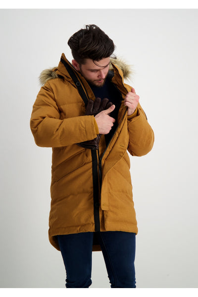 Mens Helly Hansen Barents Snow Parka