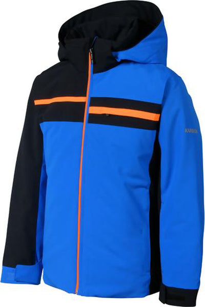 Boys Karbon Axle Jacket 19 - Snowscene