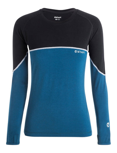Women Le Bent Le Base Vert Raglan Top - 200g/m - Snowscene