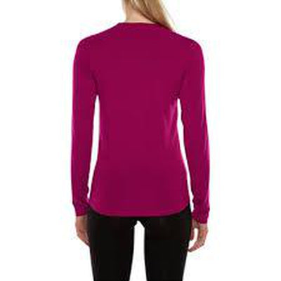 Womens Le Bent Bamboo/Merino Le Base Top - 200g/m