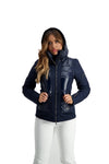 Womens MDC Stretch Jacket Midnight Blue