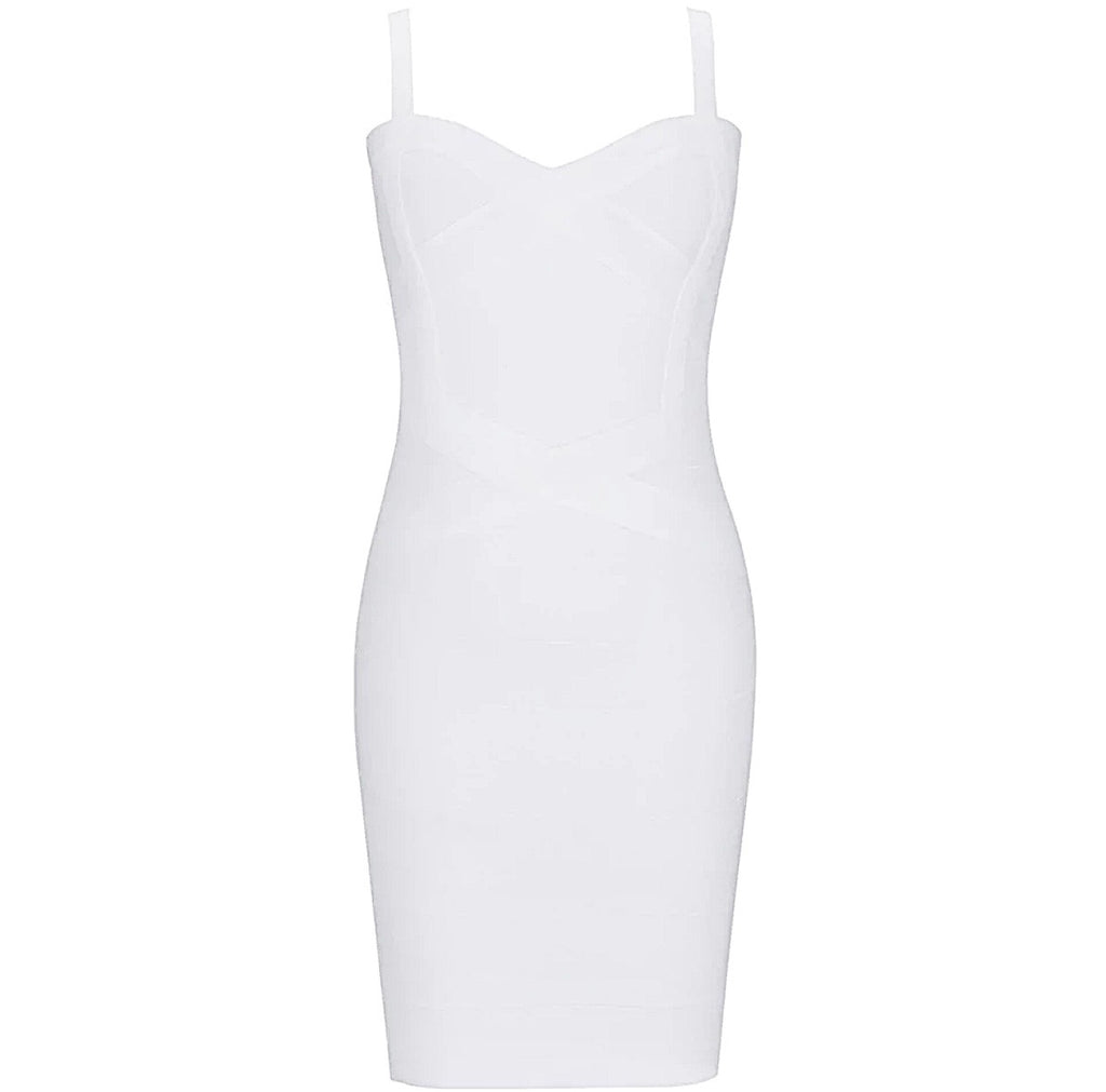 Leah Bandage Dress Plus Size