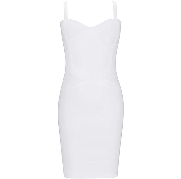 Leah Bandage Dress