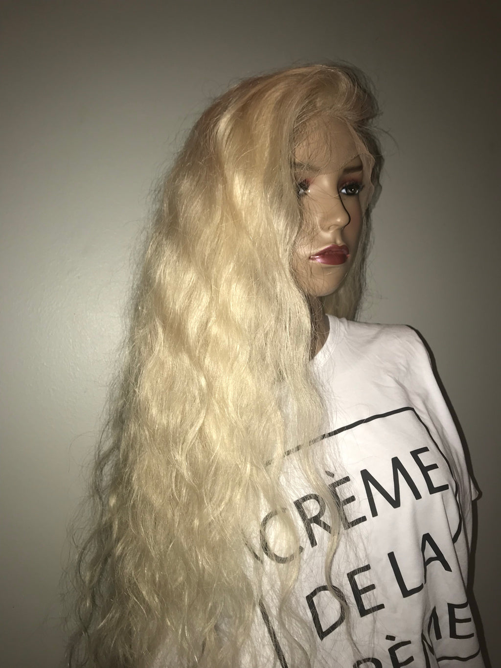 Roxanne Custom Blonde Full Lace Unit