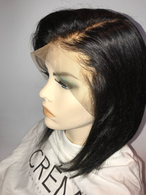 Bianca Jet Black Bob Unit