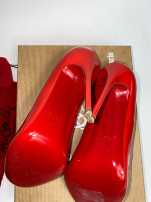 Christian Louboutin Fifi Limited Edition Corazon Red