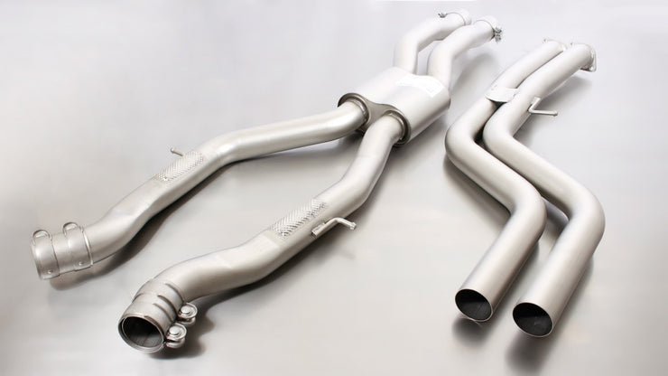 REMUS EXHAUST BMW M4 Resonated X-Pipe and connection tubes (F82, F83) 2014+