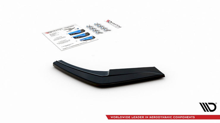 Maxton Design | SIDE SKIRTS DIFFUSERS BMW 1 F20/F21 M-POWER (FACELIFT)