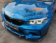 MP Forged Carbon Front Splitter | BMW M2 Competition