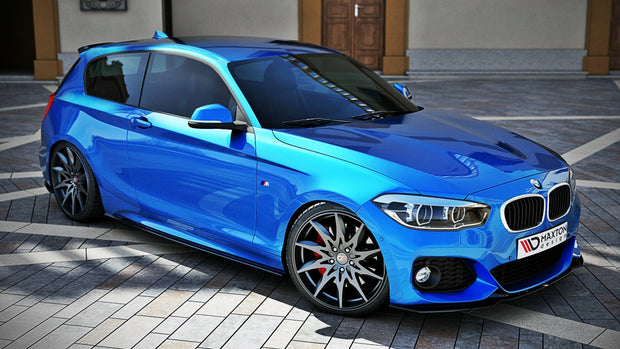 Maxton Design | SIDE SKIRTS BMW 1 F20/F21 M-POWER (FACELIFT)