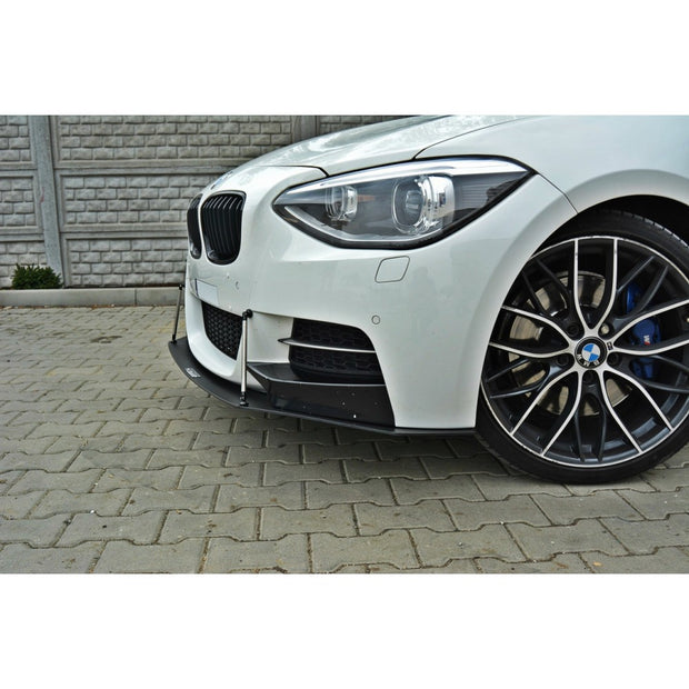 Maxton Design Front Racing Splitter | BMW 135i F20/F21 2011-2015
