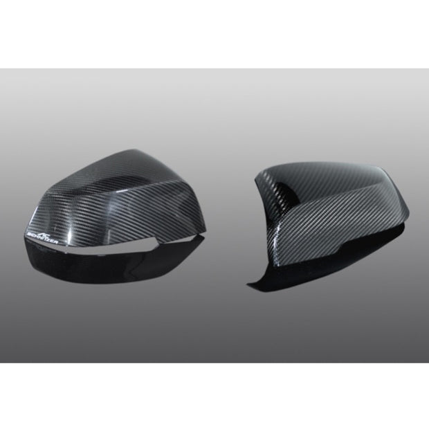 AC Schnitzer Gloss Carbon Wing Mirror Covers | BMW 135i F20/F21
