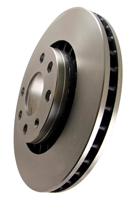 EBC OE-Replacement Rear Brake Disc x 1 | Audi TT MK2