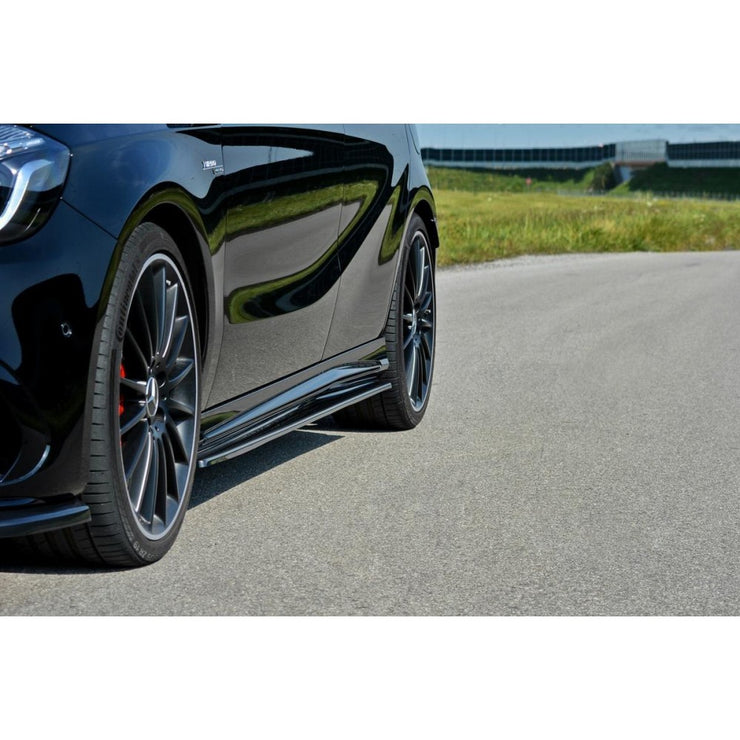 Maxton Design Side Skirts | Mercedes A45 AMG W176