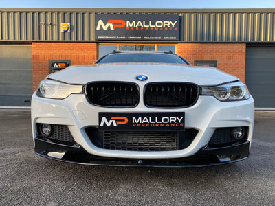 Mallory Performance Front Splitter | BMW 3 | 4 SERIES F30 FACELIFT M-SPORT (2015-2018)