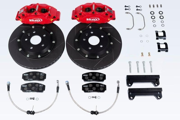 V - Maxx Big Brake Kits with Brake Lines | Audi TT MK2