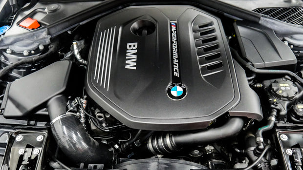 MP Induction Silicone Hose + ITG Panel Filter | BMW M140i