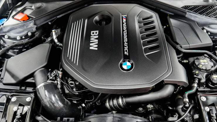MP Induction Silicone Hose + Pipercross Panel Filter | BMW M140i
