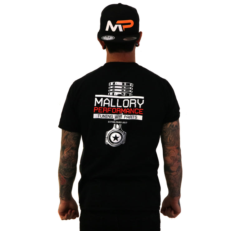 Mallory Performance Piston T-Shirt