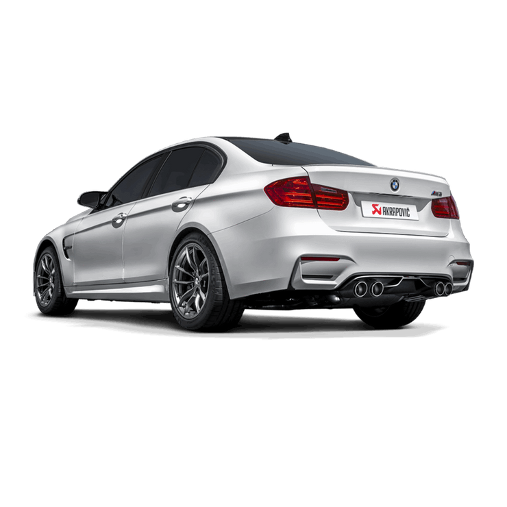 AKRAPOVIC BMW M3 DOWNPIPE WITHOUT CAT (SS) (F80) 2014+