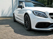 Maxton Side Skirts Splitter | Mercedes C63 AMG W205